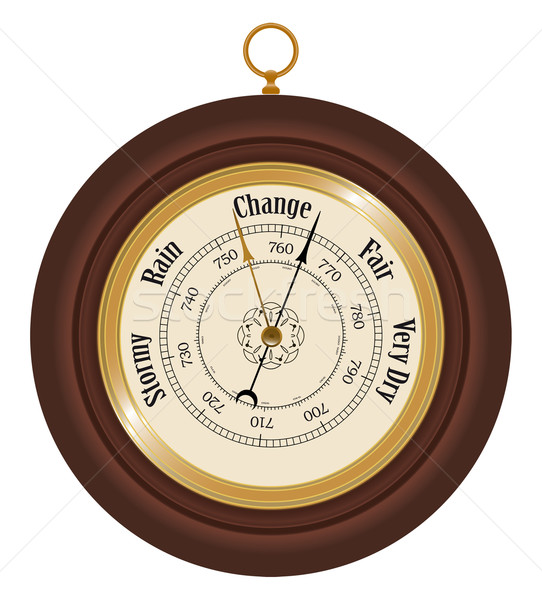 Barometer Stock photo © mannaggia