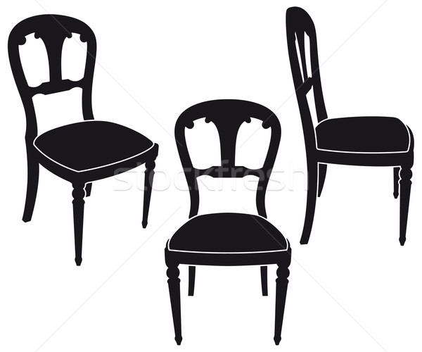 Chair Stock photo © mannaggia