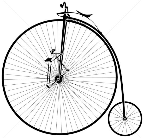 velocipede Stock photo © mannaggia