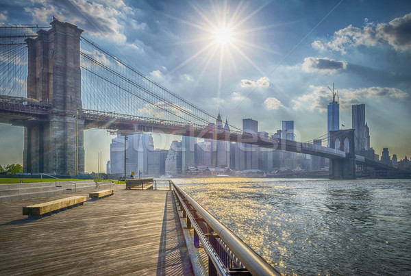 Brooklyn Bridge Stock photo © marco_rubino