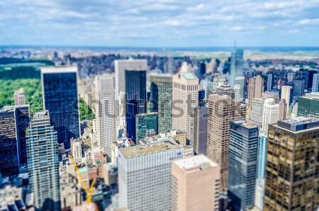 New York Skyline Stock photo © marco_rubino
