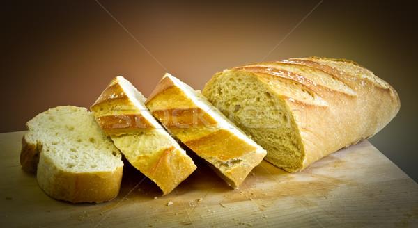 fresh bread Stock photo © Marcogovel
