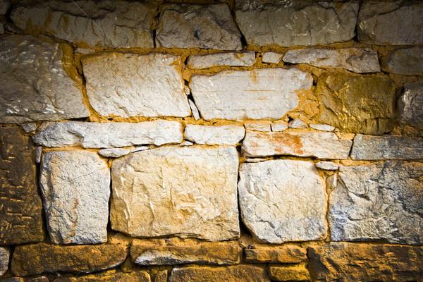 Pierre texture vieux mur nature rétro Photo stock © Marcogovel