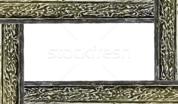 abstract frame Stock photo © Marcogovel