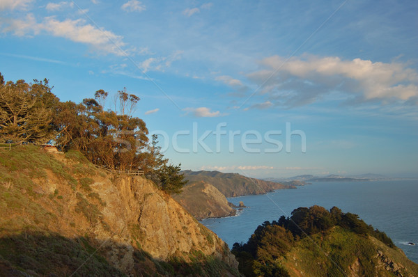 Coastal Views-Afternoon Stock photo © marcopolo9442