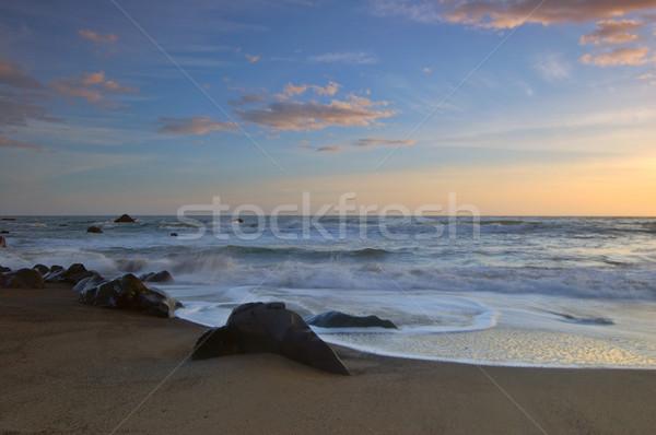 California Sunset Stock photo © marcopolo9442