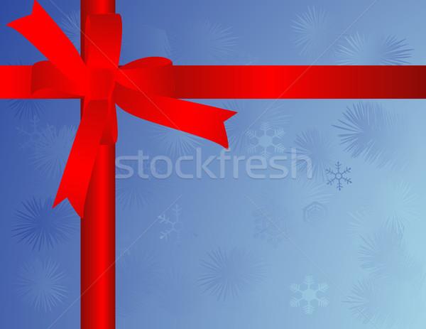 Christmas Present Stock photo © marcopolo9442