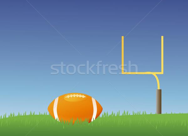 American Football Stock photo © marcopolo9442