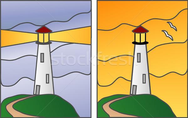 Lighthouses Stock photo © marcopolo9442