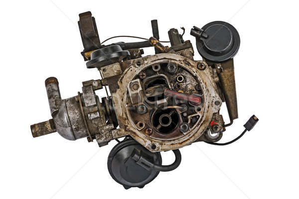 Worn out carburetor Stock photo © marekusz