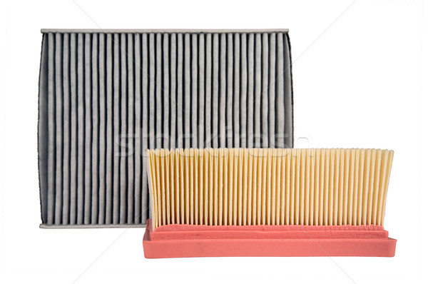 two different air filters Stock photo © marekusz