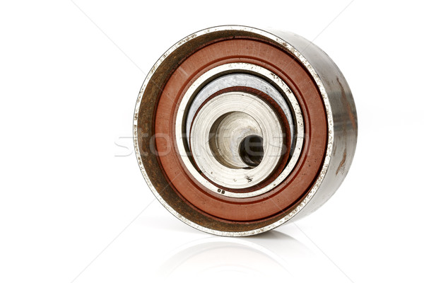 Worn tensioner Stock photo © marekusz