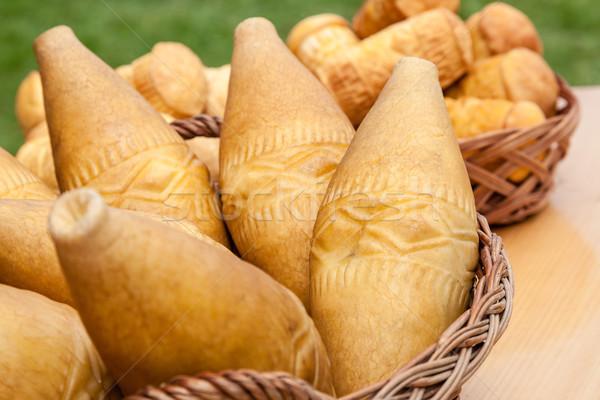известный сыра регион традиционный копченый горные Сток-фото © marekusz