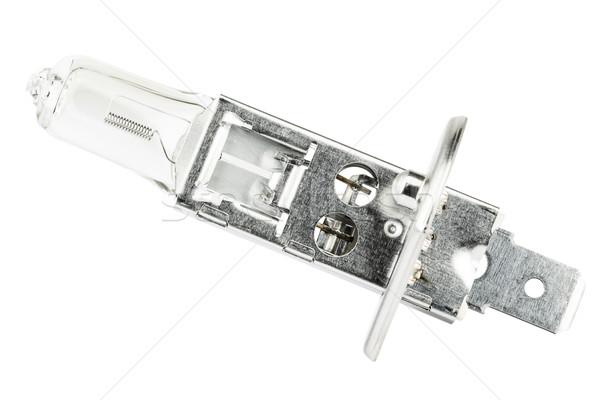 Automotivo bulbo indústria branco tecnologia vidro Foto stock © marekusz