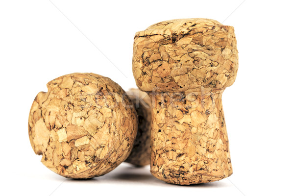 Two corks of a sparkling wine Stock photo © marekusz