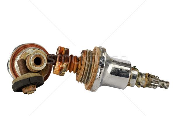 Used valves  Stock photo © marekusz