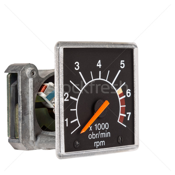 Tachometer Stock photo © marekusz