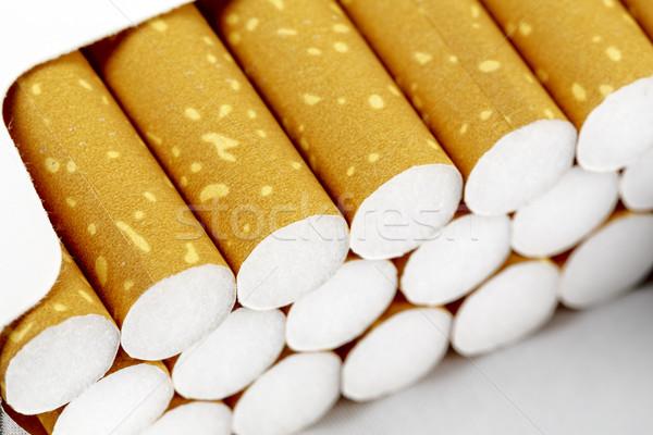 Cigarettes Stock photo © marekusz