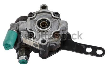 Power steering pump Stock photo © marekusz
