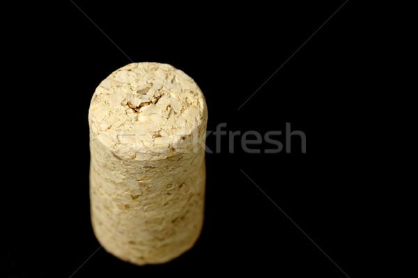 One cork of a wine Stock photo © marekusz