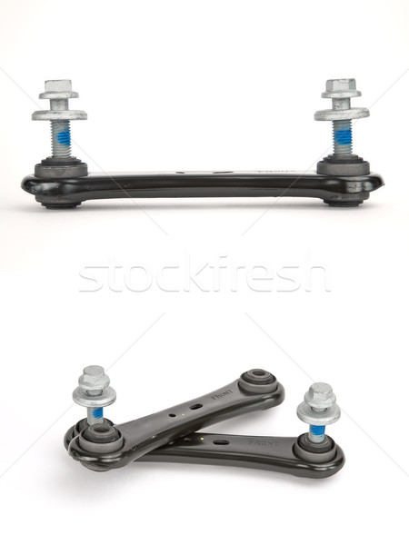 suspension arm and mounting screws Stock photo © marekusz