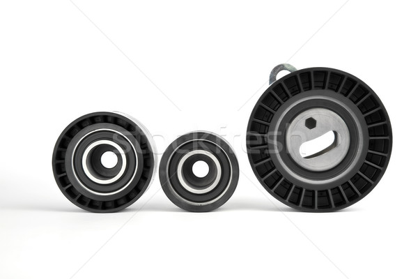 pulley, roller and tensioner Stock photo © marekusz