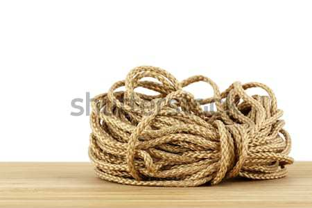 Skein of synthetic rope Stock photo © marekusz