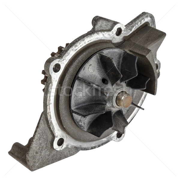 Used water pump Stock photo © marekusz