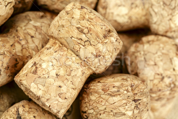 Sparkling wine bottle cork Stock photo © marekusz