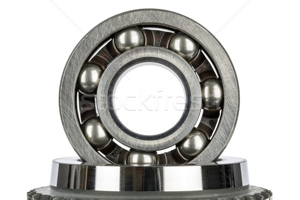 Worn ball bearing  Stock photo © marekusz