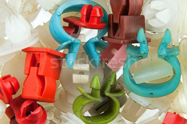 mounting clips Stock photo © marekusz