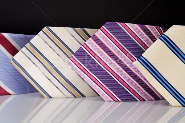 neckties collection Stock photo © marekusz