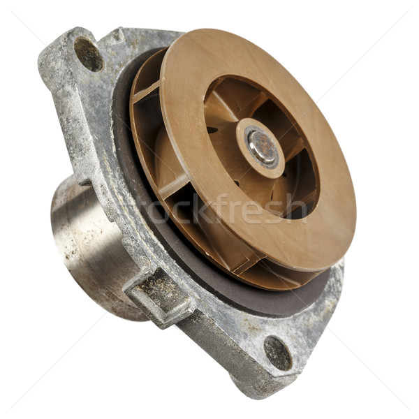 Dismantled water pump from the engine  Stock photo © marekusz