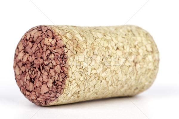 Cork of wine Stock photo © marekusz