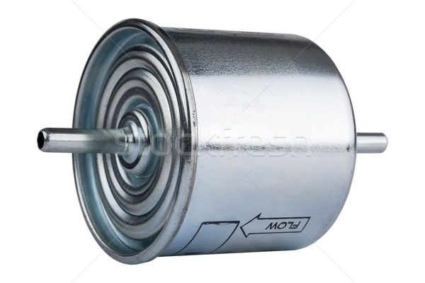 automotive fuel filter side view Stock photo © marekusz