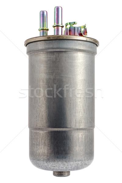 Yakıt filtre tüm form Metal konut Stok fotoğraf © marekusz