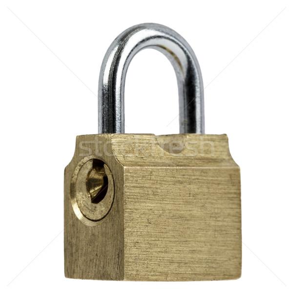 The padlock Stock photo © marekusz
