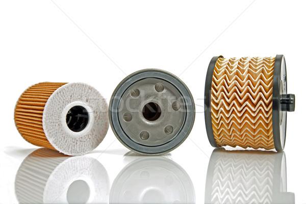 three different filters Stock photo © marekusz