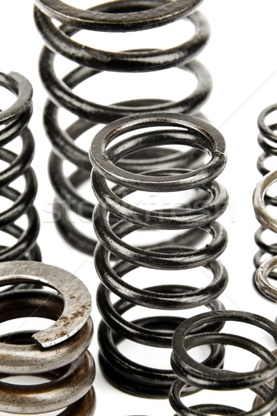 coil spring Stock photo © marekusz