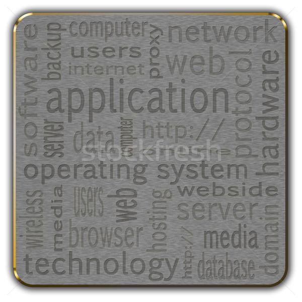 Computer technology Stock photo © marekusz