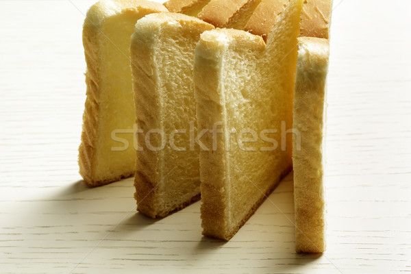 Sliced toast bread Stock photo © marekusz