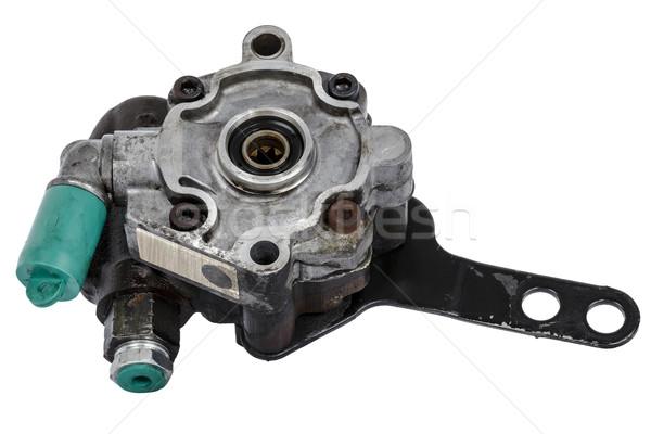 Worn out power steering pump  Stock photo © marekusz