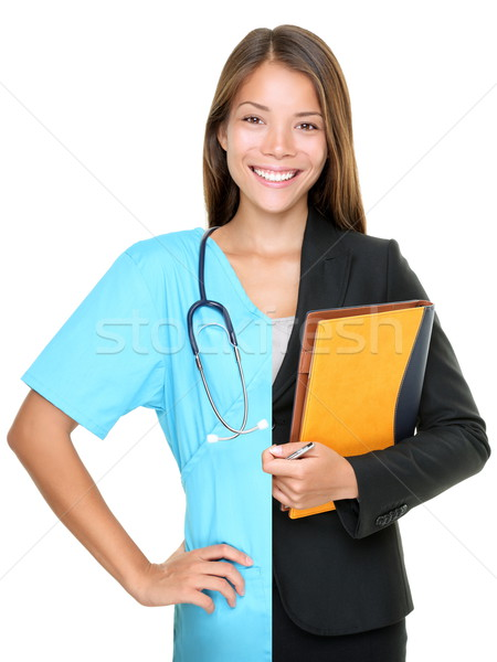 Career choice concept Stock photo © Maridav