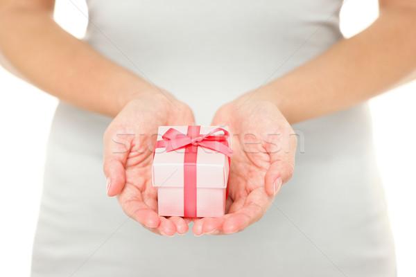 Gift Stock photo © Maridav