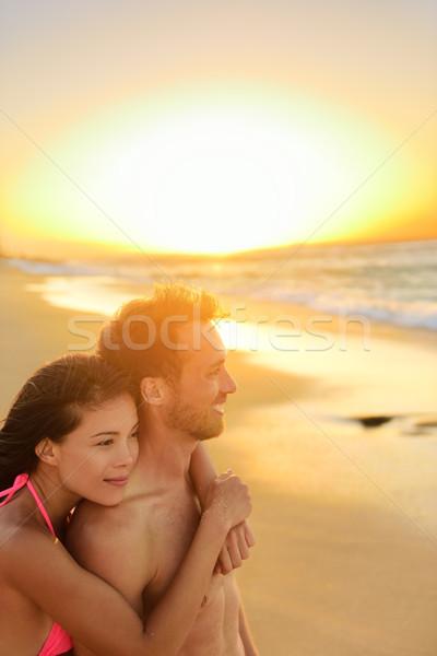 indragostiti pe plaja