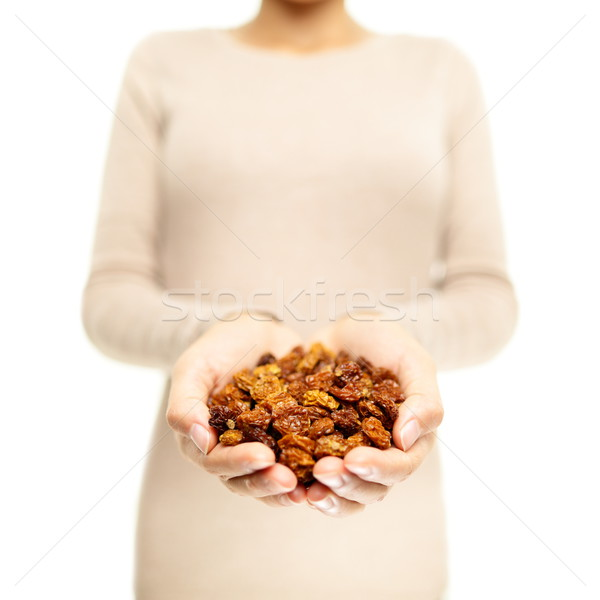Golden berries - dried Inca berry / ground cherry Stock photo © Maridav