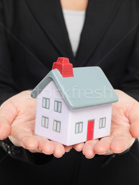 House / home business concept Stock photo © Maridav