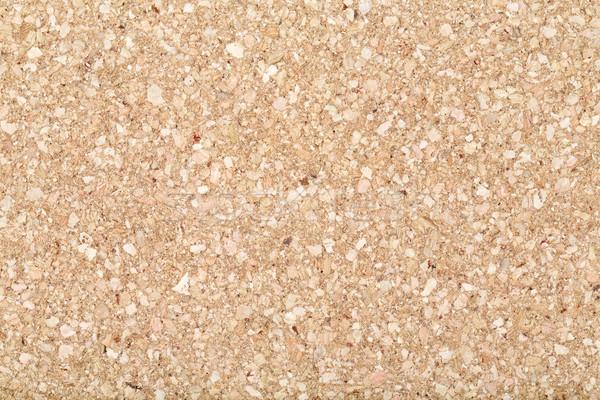 Brown cork bulletin board empty texture background Stock photo © Maridav