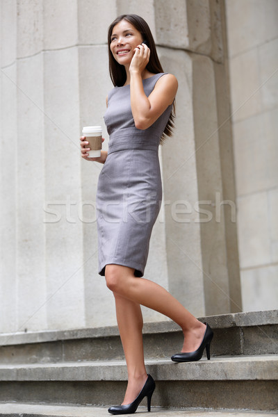 Business woman lawyer professional Stock photo © Maridav