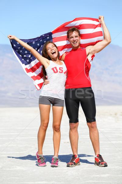 Сток-фото: люди · американский · США